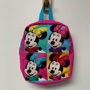 [2/15$✨] Minnie Mouse Backpack 🎀